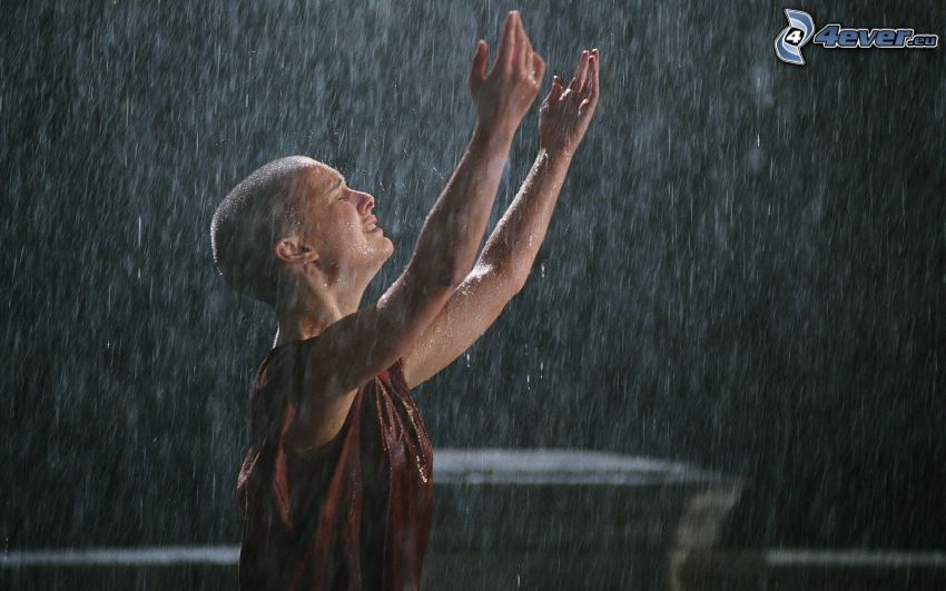 V wie Vendetta, Regen