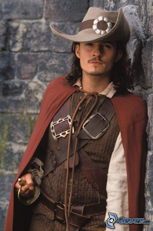 Will Turner, Piraten der Karibik, Orlando Bloom
