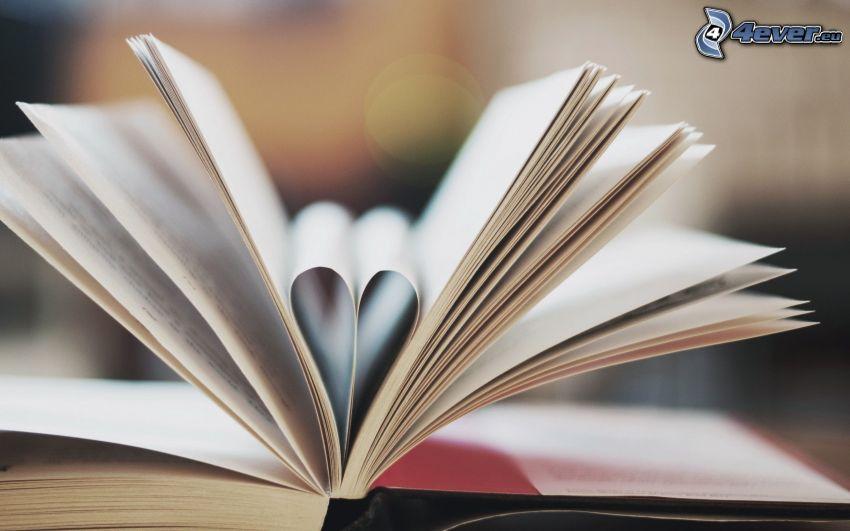 Buch, Herz