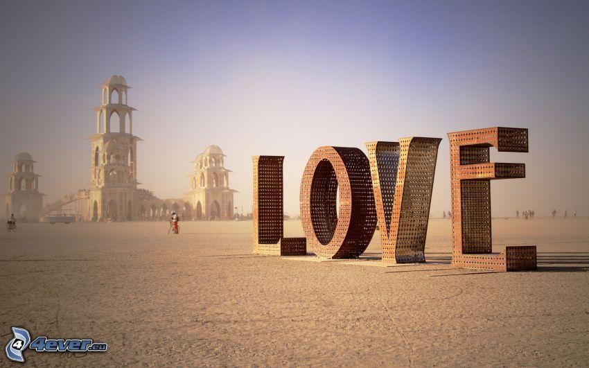 love, Gebäude