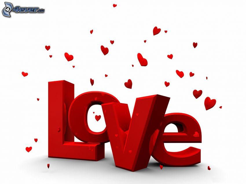 love, Herzen