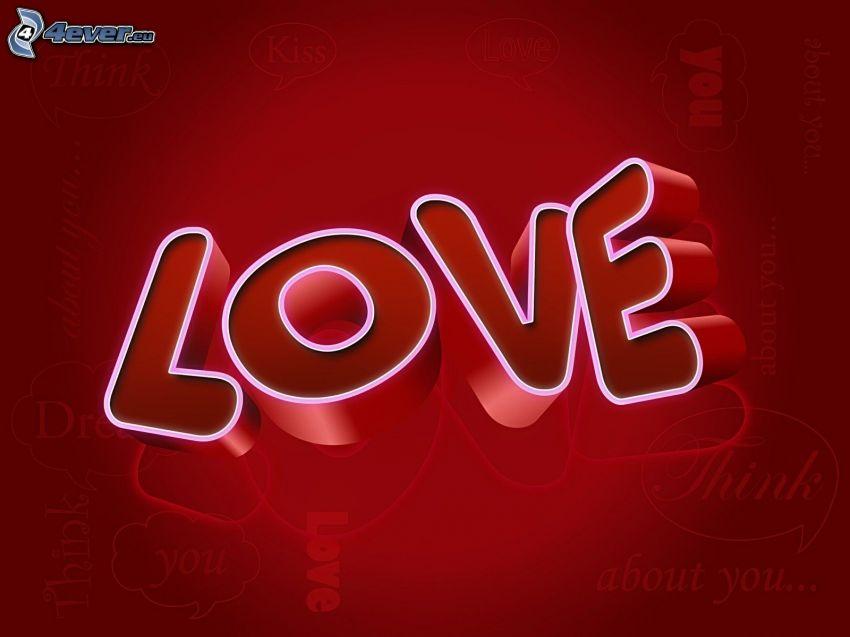 love, Liebe
