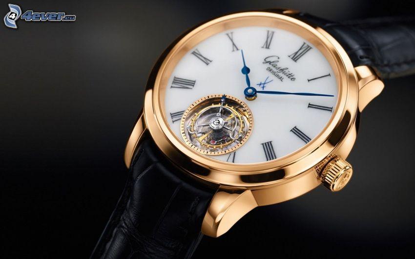 Armbanduhr, Glashütte