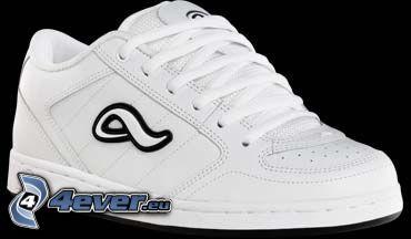 Adio, weiße Sneaker