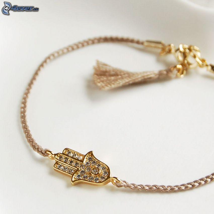 Armband, Halskette