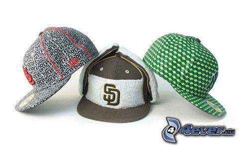 Baseballcap, SD, Mütze