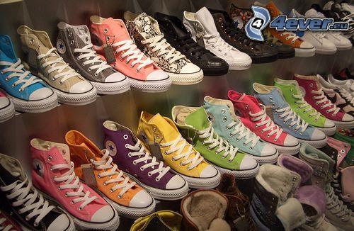 Converse, Schuhe