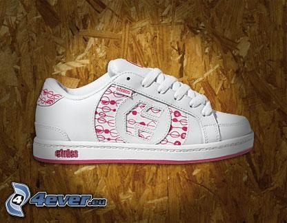 Etnies, weiße Sneaker