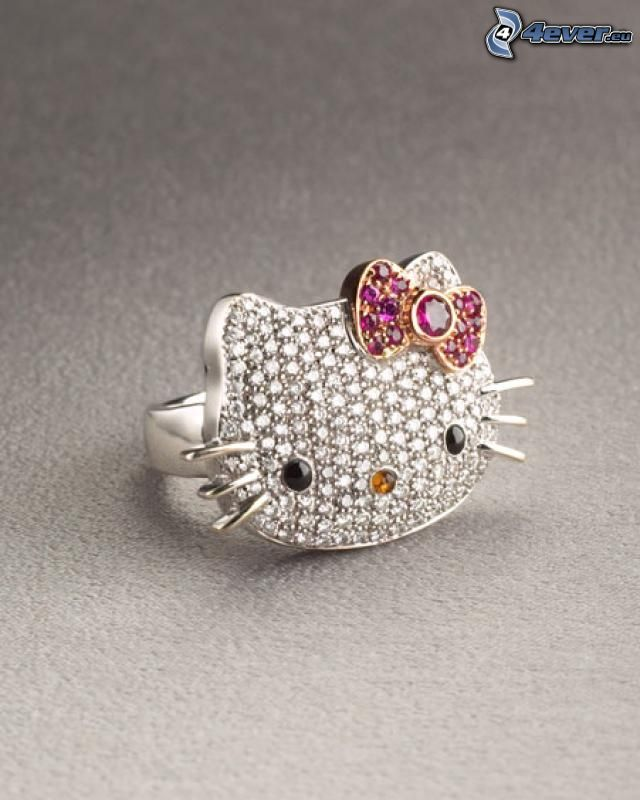 Hello Kitty, Ring