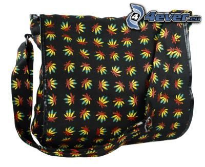 Tasche, Marihuana, Handtasche