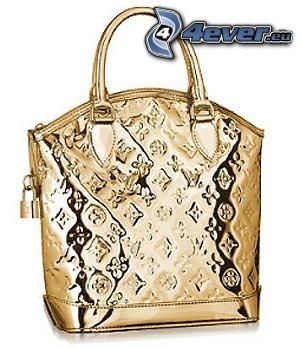 Vuitton, Handtasche