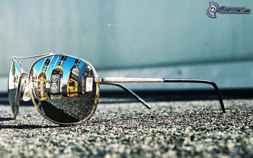 Sonnenbrille, Jack Daniel's