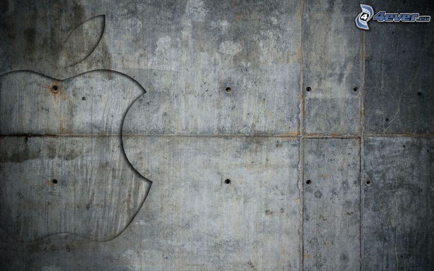Apple, Beton
