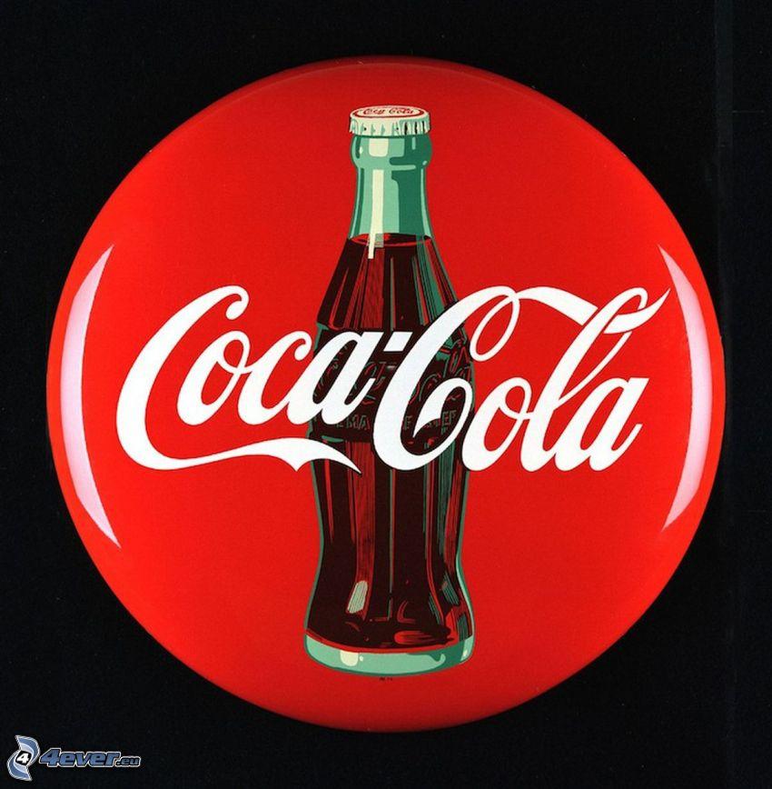 Coca Cola, Flasche
