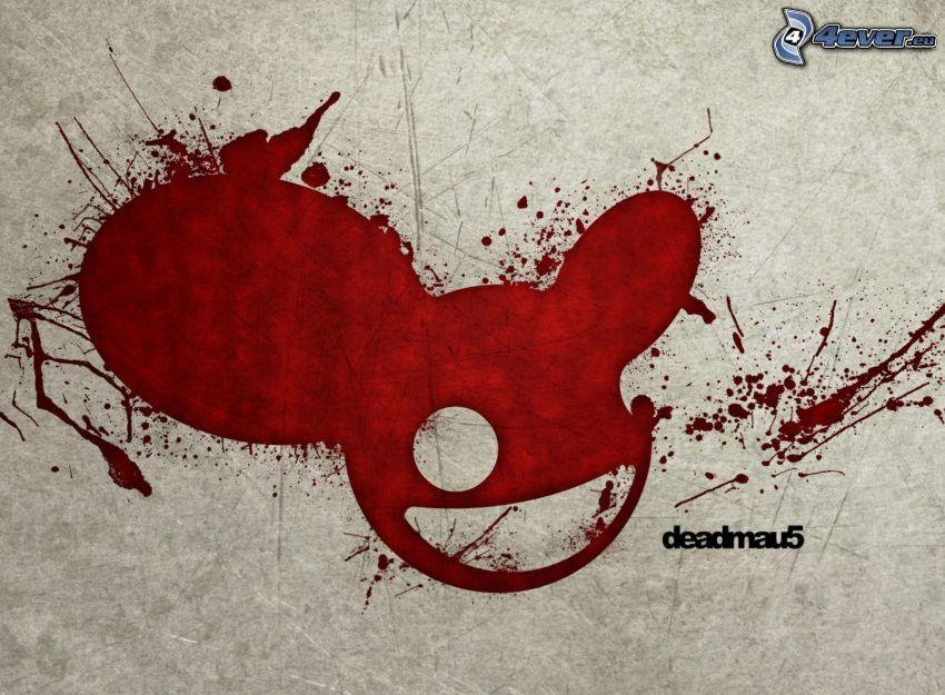 deadmau5, Tintenfleck