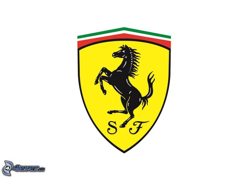 Ferrari, Pferd