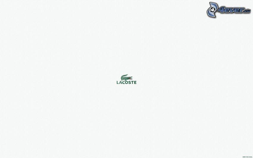 lacoste, logo