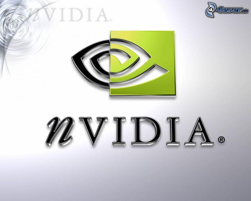 nVidia, logo, Grafik