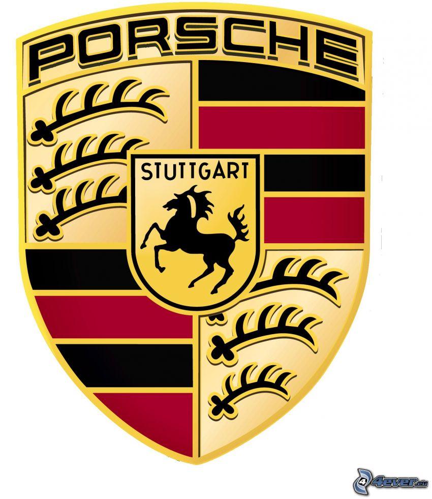 Porsche, Pferd