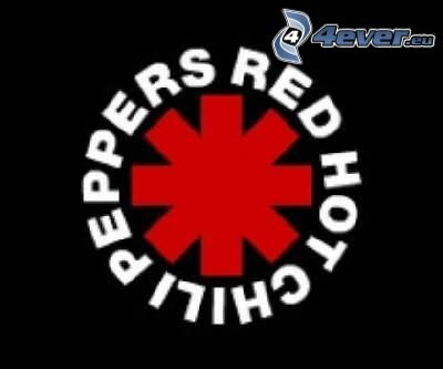 Red Hot Chili Peppers, Musik, logo