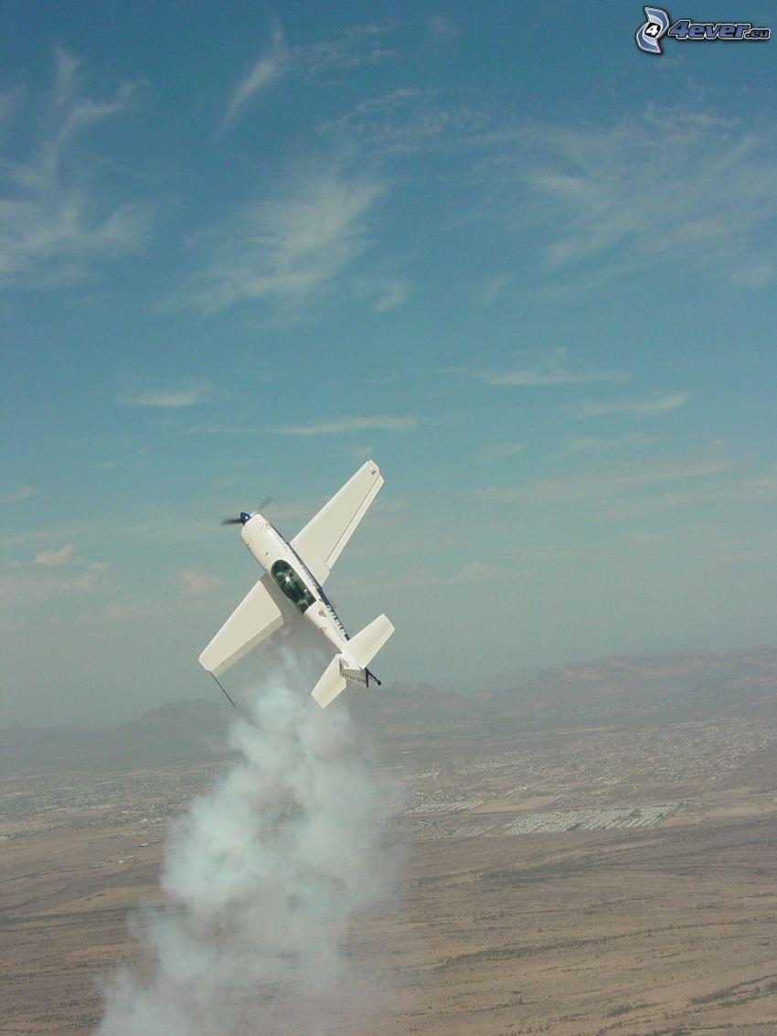 kleines Sportflugzeug