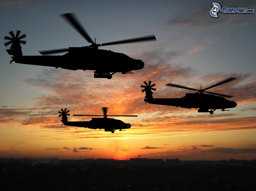 Apache, USAF