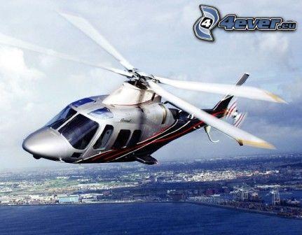 persönlicher Hubschrauber
