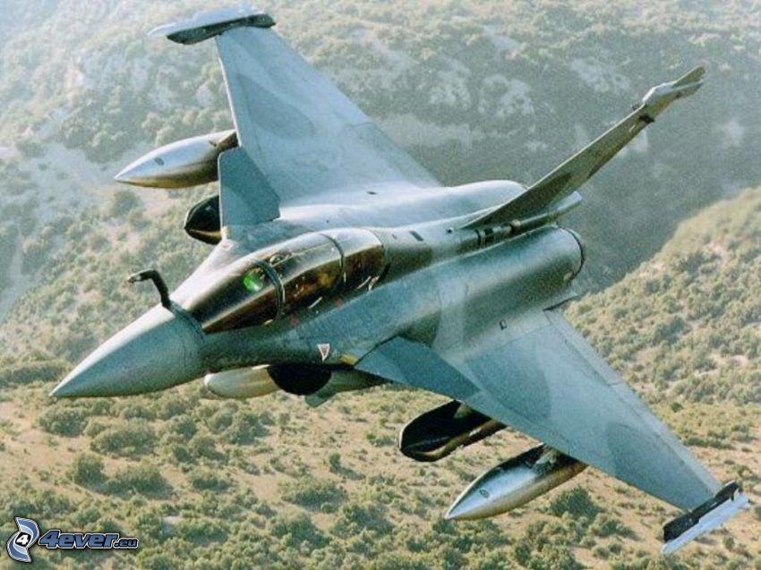 Dassault Rafale, Jagdflugzeug