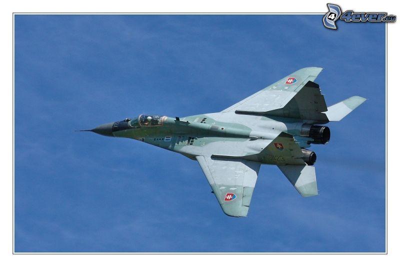 MiG-29, Jagdflugzeug