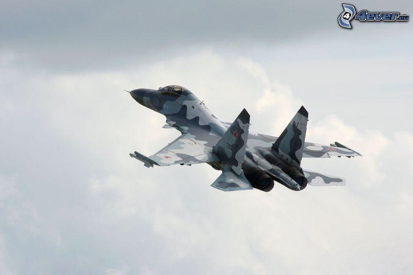 Sukhoi Su-35, Jagdflugzeug