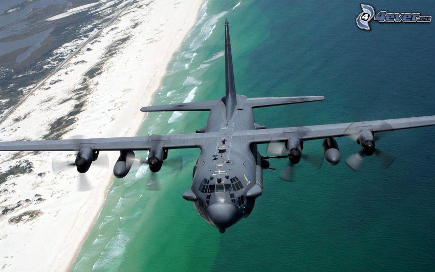 Lockheed AC-130, Meer