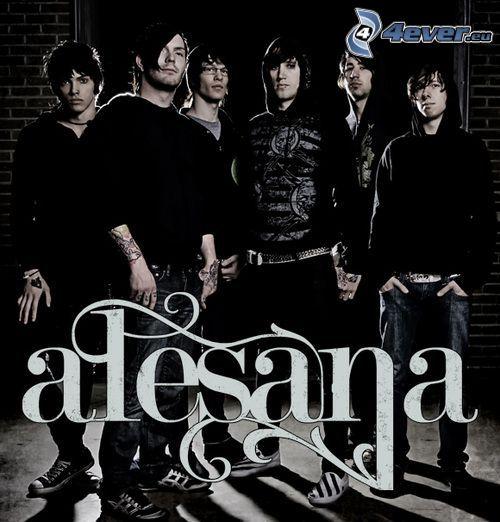 Alesana, Band, Musik