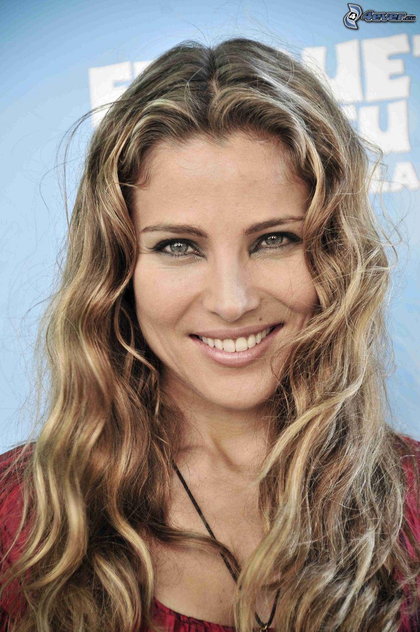 Elsa Pataky, Lächeln