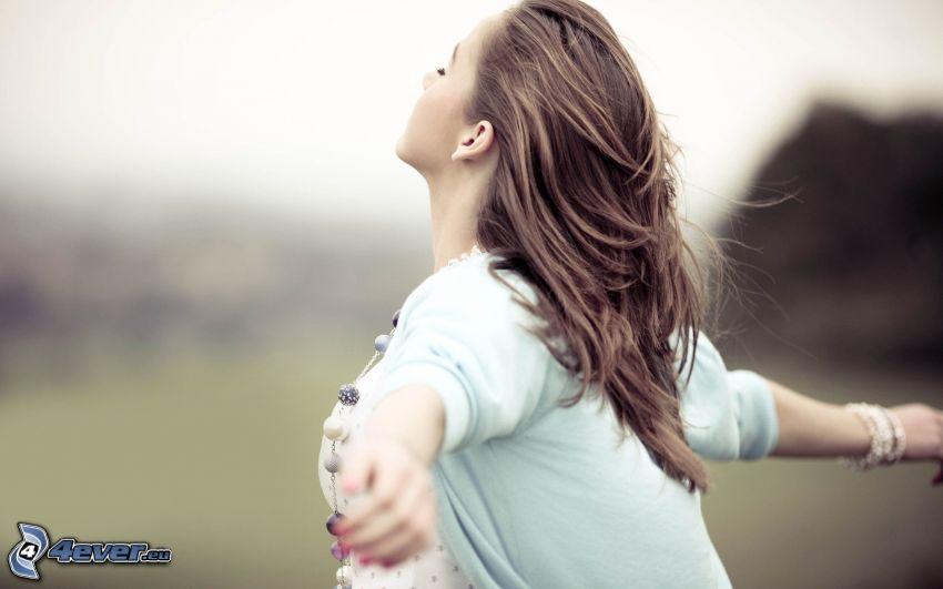 Freiheit, Mädchen