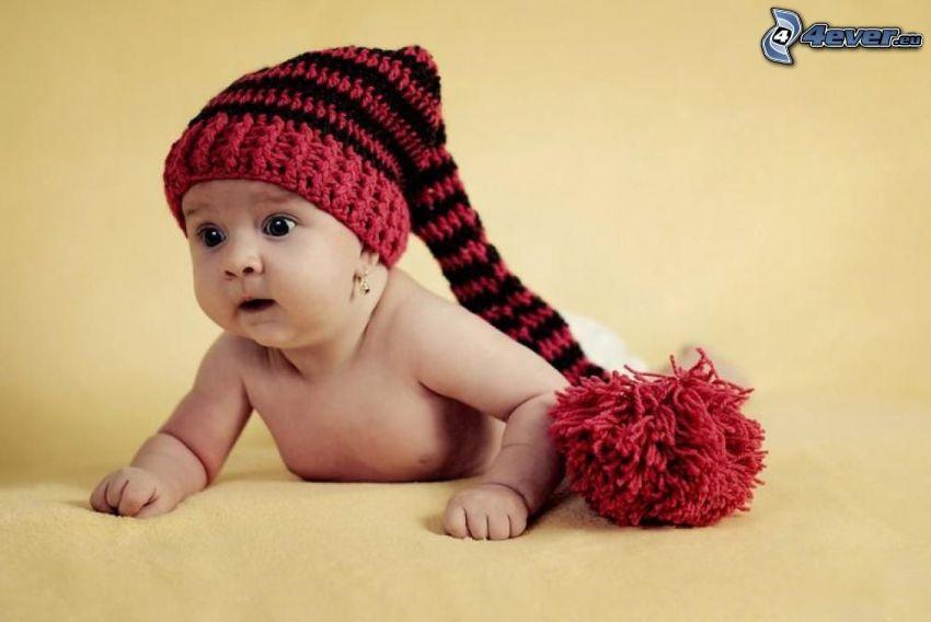 Baby, Mütze