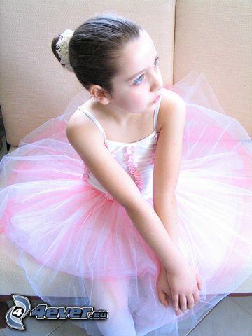 Mädchen, Ballerina