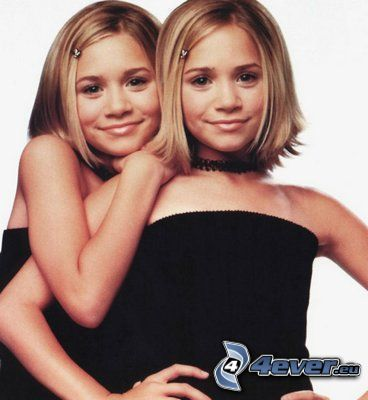 Olsen, Zwillinge