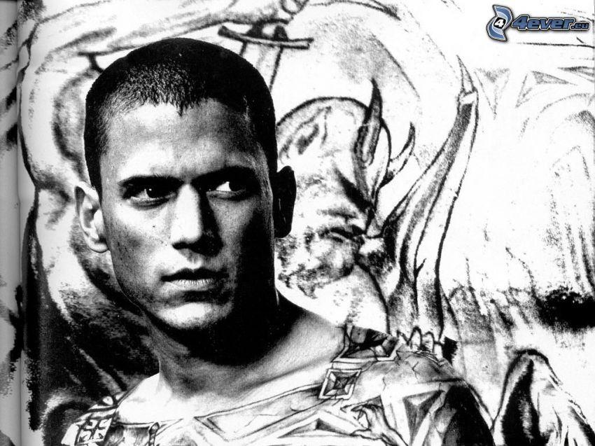 Michael Scofield, Prison Break, Wentworth Miller