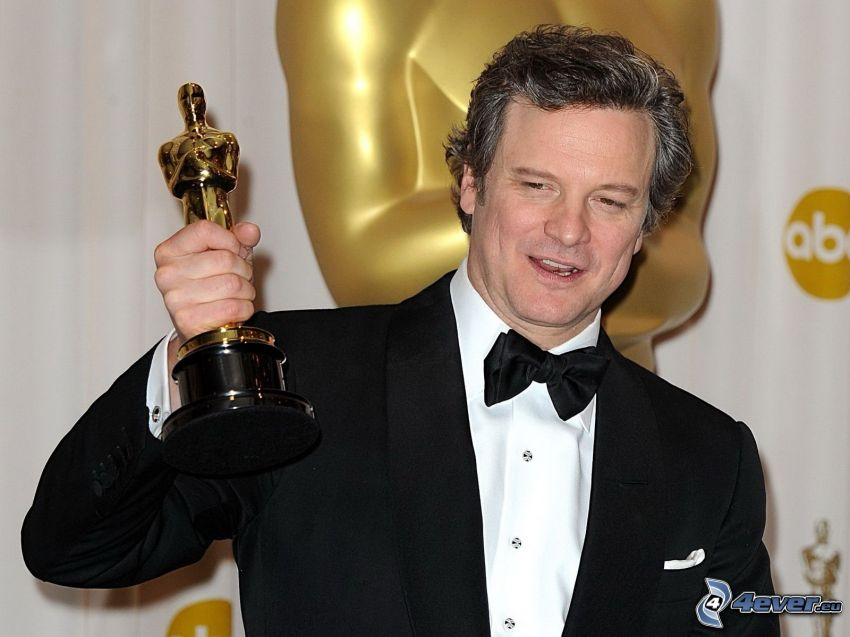 Colin Firth, Oscar