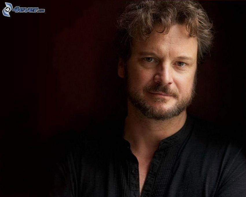 Colin Firth, Vibrisse
