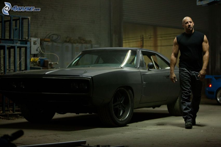 Dominic Toretto, Dodge Charger, Oldtimer