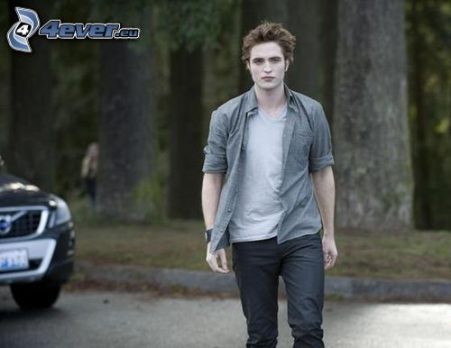Edward Cullen, Robert Pattinson, Twilight, New Moon