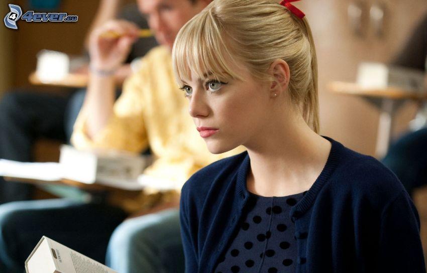 Emma Stone, Blick