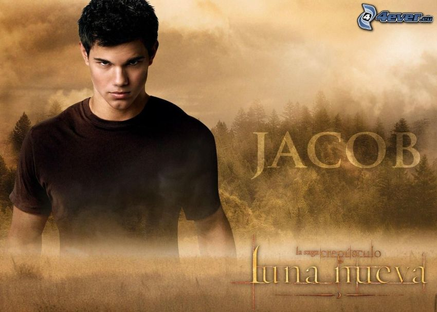 Jacob Black, New Moon