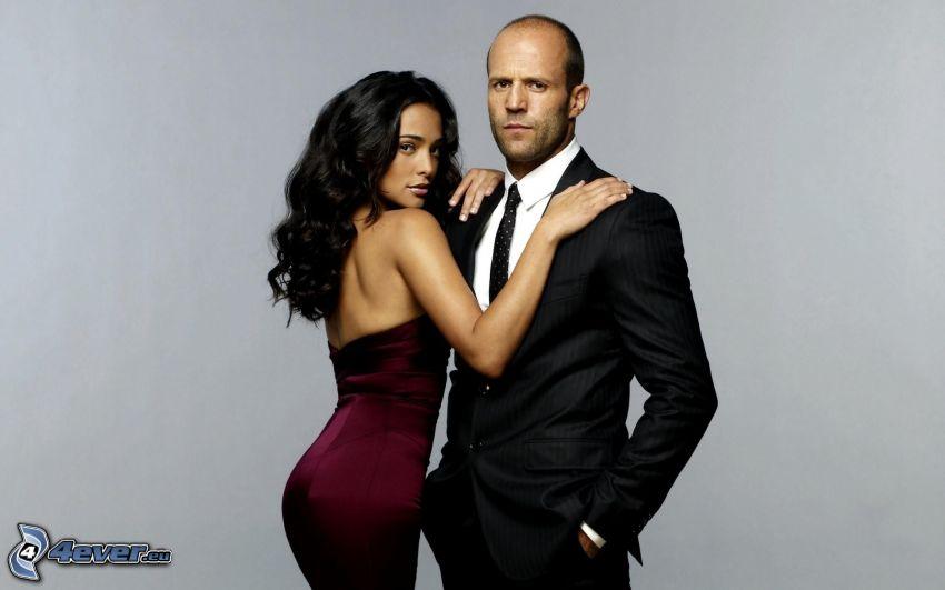 Jason Statham, Natalie Martinez