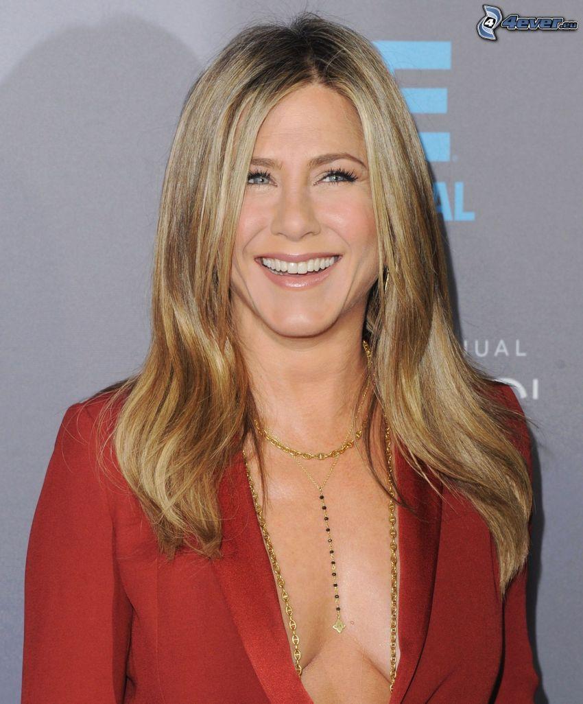 Jennifer Aniston, Lächeln