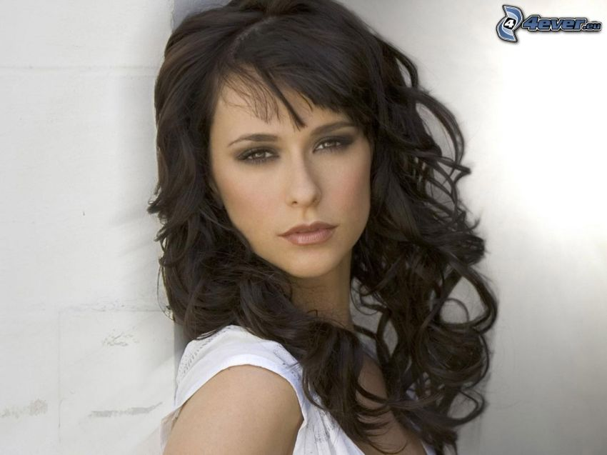 Jennifer Love Hewitt, lockiges Haar