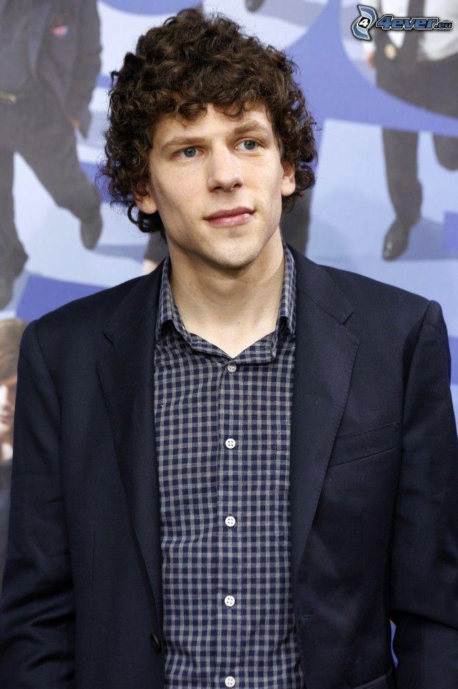 Jesse Eisenberg, Jacke