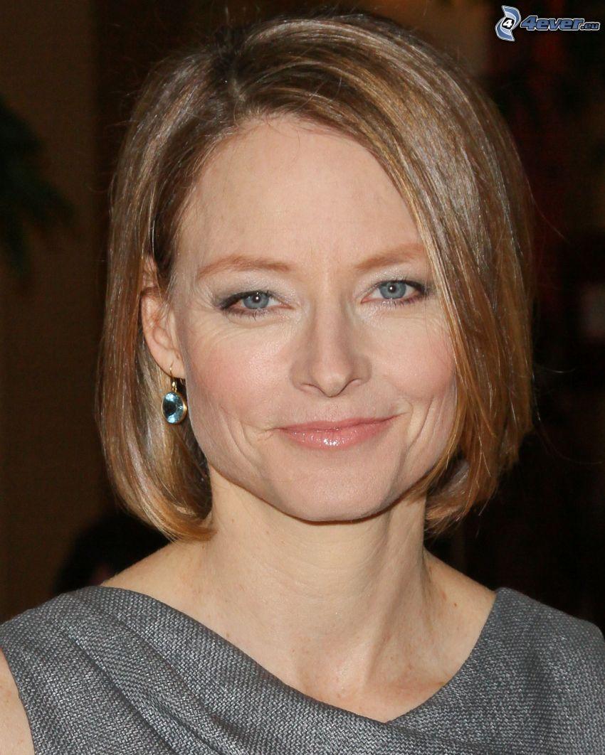 Jodie Foster, Lächeln
