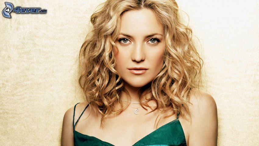 Kate Hudson, lockiges Haar